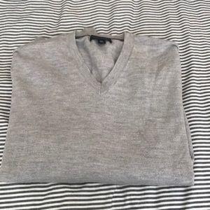 Men's XXL Tall  grey sweater!